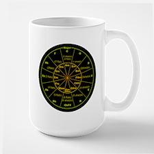 circle of 5th Mugs