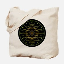 Unique Drum and bass Tote Bag