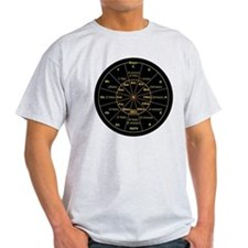 Unique Circle fifths T-Shirt