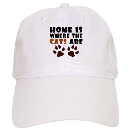 'Where The Cats Are' Cap