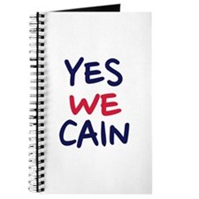 Yes we Cain Journal