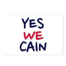 Yes we Cain Postcards (Package of 8)