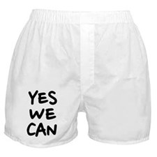 Yes we can Boxer Shorts