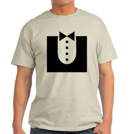 Tuxedo Light T-Shirt