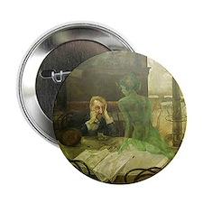 """Absinthe Drinker 2.25"""" Button (100 pack)"""