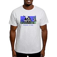 Grim's Neighborhood Halloween T-Shirt
