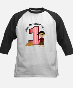 Pirate 1st Birthday Tee
