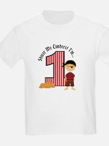 Pirate 1st Birthday T-Shirt