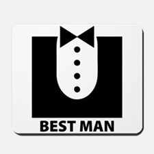 Best Man Mousepad