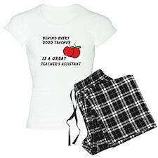 Great Teacher's Assistant Pajamas