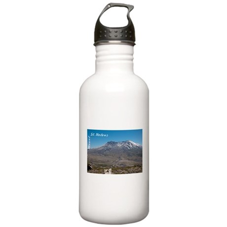 Mount St Helens Stainless Water Bottle 1.0L