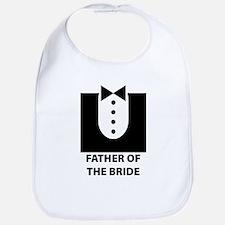 Father Of The Bride Bib