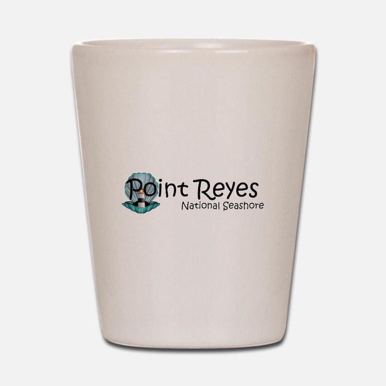 ABH Point Reyes Shot Glass