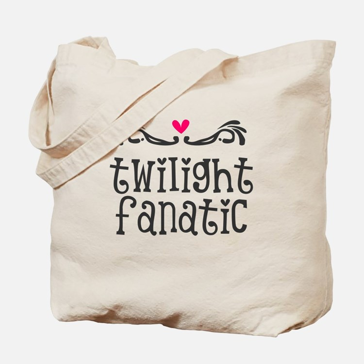Twilight Fanatic Tote Bag