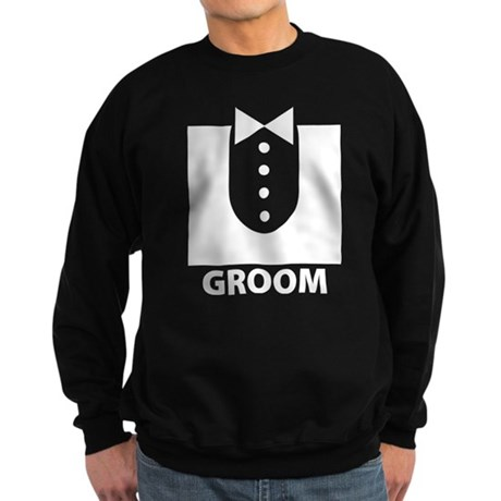 Groom Sweatshirt (dark)