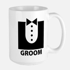 Groom Ceramic Mugs