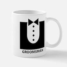 Groomsman Small Small Mug