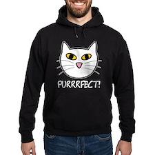 'Purrrfect!' Hoodie