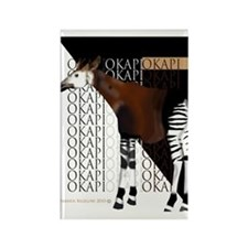 Okapi Rectangle Magnet