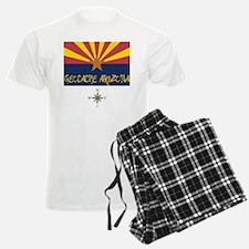 Geocache Arizona pajamas