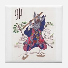 Year of the Tiger Tile Coaster