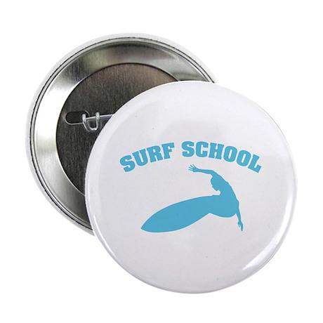 """Surf school 2.25"""" Button"""
