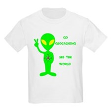 Go Geocaching See the World T-Shirt
