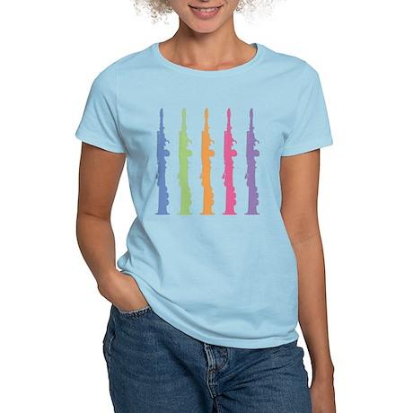 Soprano Saxophone Women's Light T-Shirt
