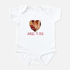 Angel of Love Infant Creeper