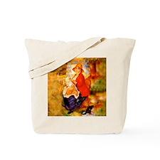 Renoir's Nursing Mother Tote Bag