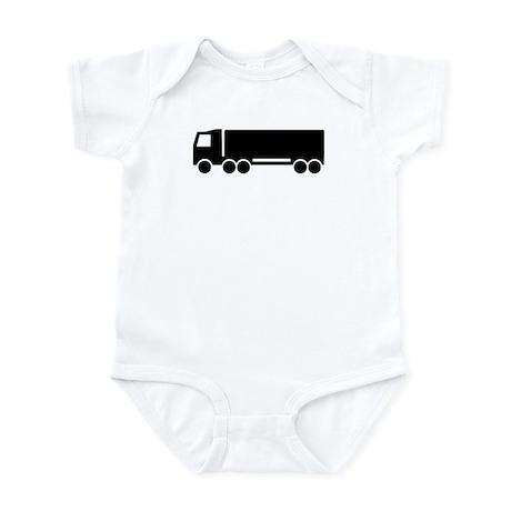 Truck Infant Bodysuit