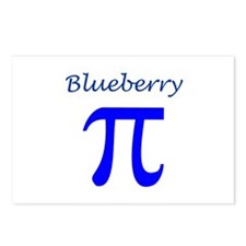 Blueberry Pi Postcards (Package of 8)