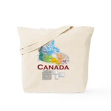 O Canada: Tote Bag