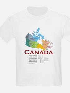 O Canada: T-Shirt