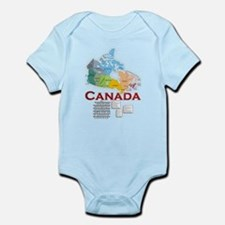 O Canada: Infant Bodysuit