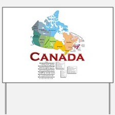 O Canada: Yard Sign