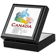 O Canada: Keepsake Box