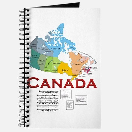 O Canada: Journal