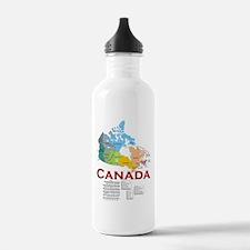 O Canada: Sports Water Bottle