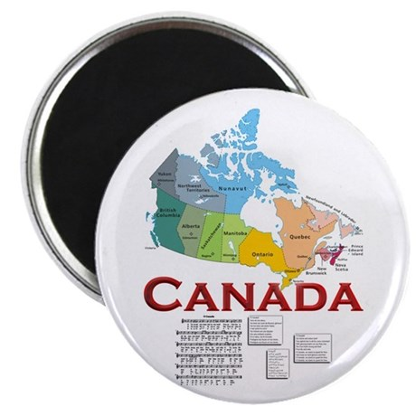 O Canada: Magnet