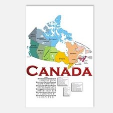 O Canada: Postcards (Package of 8)