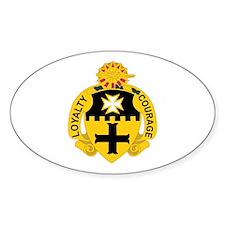 DUI - 2nd Sqdrn - 5th Cavalry Regt Decal