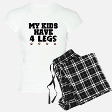 'My Kids Have 4 Legs' Pajamas