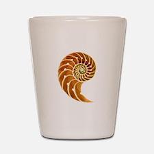 Nautilus Shot Glass