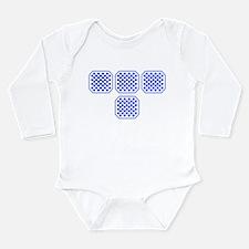 Tron Long Sleeve Infant Bodysuit