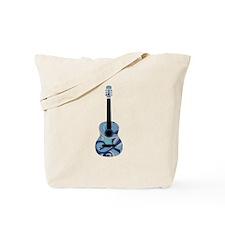 Unique Martin guitar Tote Bag