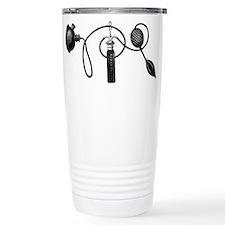 Ether Apparatus Steampunk Travel Mug
