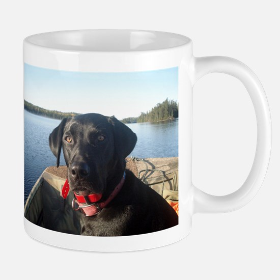 Black Labrador Retriever Mug