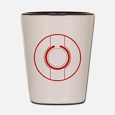Tron Shot Glass