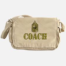 Coach Drill Sergeant Messenger Bag